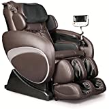 Osaki Osaki OS-4000 Executive Zero Gravity Massage Chair, Brown