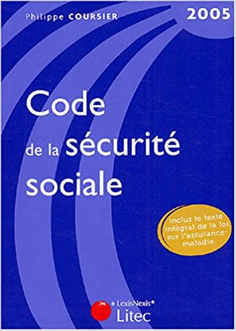Lire un Code de la sécurité sociale 2005 (ancienne édition) pdf