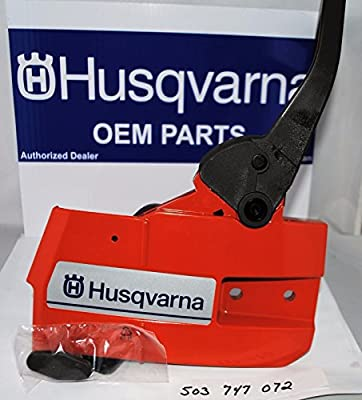 Husqvarna Oem 503747072 Chainsaw Chainbrake Handle Assembly 501874005 262xp 257