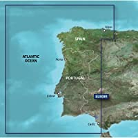 GARMIN 010-C0767-00 / Garmin VEU009R - Portugal & NW Spain - SD Card
