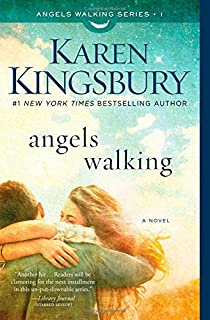 Book Cover: Angels walking : a novel