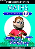 The Times Ace Monkey Key Stage 1 Maths (Ages 4-8)