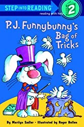 P.J. Funnybunny's Bag of Tri (Step Into Reading - Level 2)
