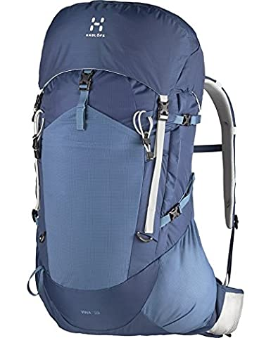 Haglofs Vina 30 Hiking Backpack Medium/Large Blue Ink Steel Sky