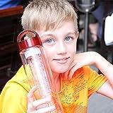 Best Other Fruit Infuser Bottles - Fruit Infusing watter bottle Lemon Juice Maker 700ml Review