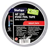 Shurtape Duct Tape - Foil - UL181A-P/UL181B-FX - 2-1/2 in. x 60 yds. (AF 100) #86-155206 (pack of 16 items)