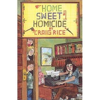 Home Sweet Homicide (Rue Morgue Vintage Mysteries)