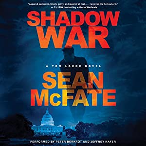 Shadow War Audiobook