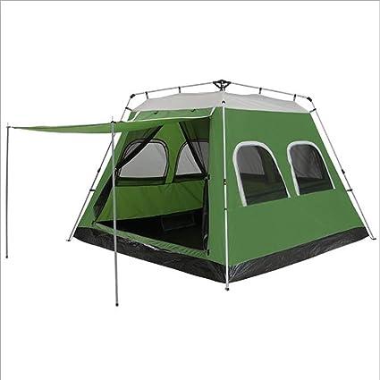 AOKASIX Tienda Camping Tienda De Campañaautomática Carpa Tipo ...