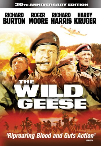 Image result for the wild geese 1978