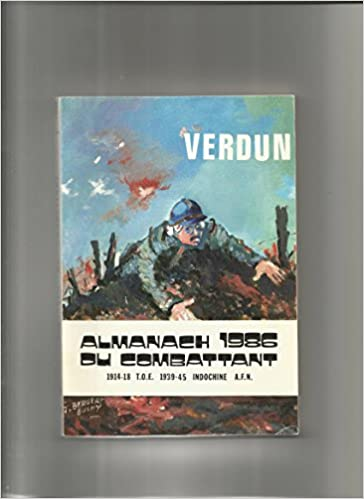 Télécharger en ligne Almanach du Combattant 1986 pdf