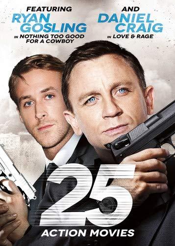 25-Action Movies by Echo Bridge