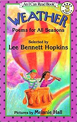 Amazon.com: Weather: Poems for All Seasons (9780064441919): Lee ...