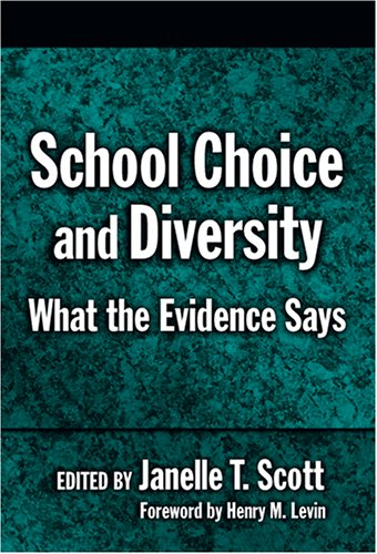 School Choice And Diversity: What The Evidence Says