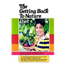 The Getting Back to Nature Diet