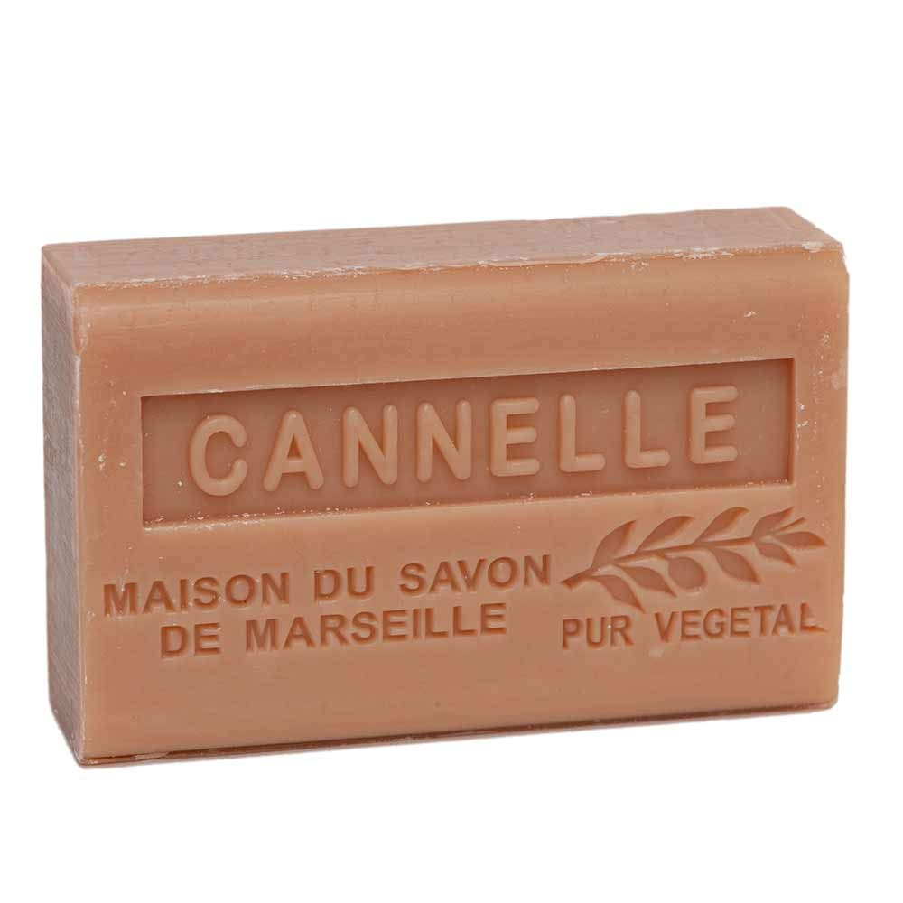 Soap Cinnamon, with Shea Butter 125 g - Maison du Savon de Marseille