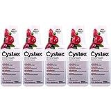 Cystex Liquid Cranberry Complex Supplement - 7.6 oz. (5 Pack)