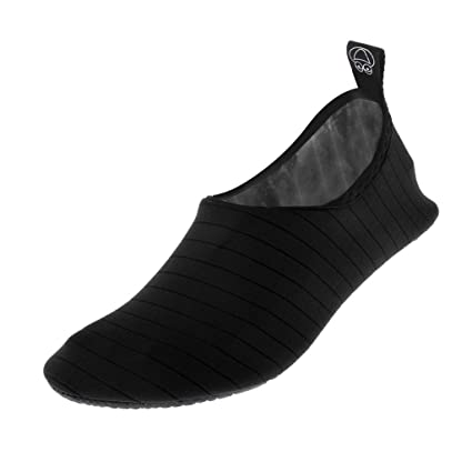 F Fityle Zapatos de Agua Transpirables Antideslizantes Calcetines de Piel Descalza para Nadar en Playa Zapatilla