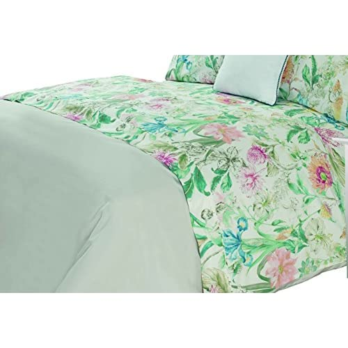 Nice La Rochelle Traditional Eternal Garden Sheet Set Calking, Cal-King, Multi