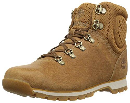 Timberland Women's Alderwood Mid Boot, Medium Brown, 10 C US by Timberland