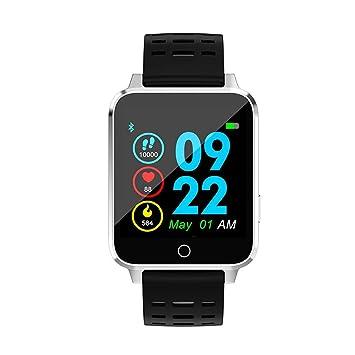 Cebbay Reloj Inteligente Pantalla a Color Resistente al Agua Monitor de Pulso cardiaco Reloj Deportivo Pulsera Inteligente Reloj electronico Reloj de Hombre ...