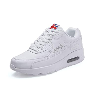 403b4be78f61 Sokaly Femme Chaussures de Sport Basket Sneakers Course Fitness Gym Tennis  Chaussures Outdoor Casual Air Taille 36-40: Amazon.fr: Chaussures et Sacs