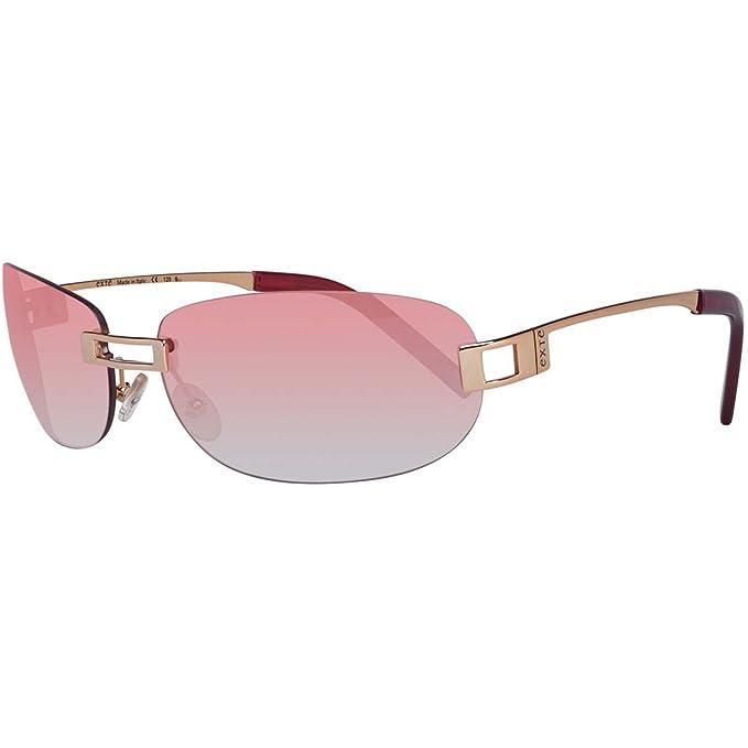 Exte Gafas de Sol EX-55302 (64 mm) Dorado: Amazon.es: Ropa y ...