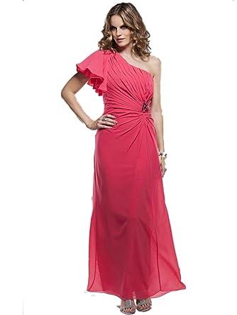 Mascara Pour La Femme Damen Kleid Sorbet: Amazon.de: Bekleidung
