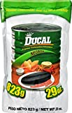Ducal Refried Black Beans Pouch, 29 Ounce (Pack of 12)