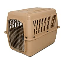 Petmate 21167 Pet Porter 2 Fashion Kennel, Large, Deer