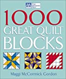 1000 quilts - 1000 Great Quilt Blocks (That Patchwork Place)