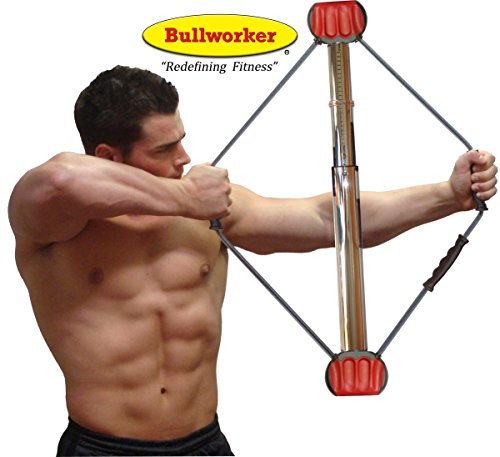 Isometric Exercises Equipment: Full-size Bullworker & CASE Home Gym In The UAE