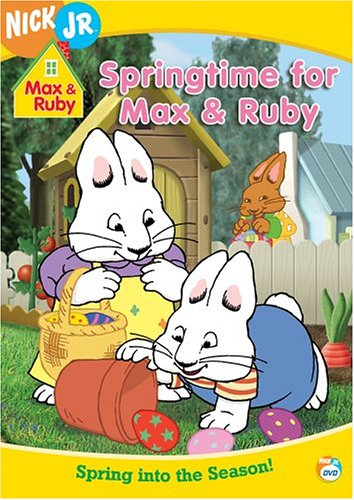 Price comparison product image Max & Ruby - Springtime for Max & Ruby