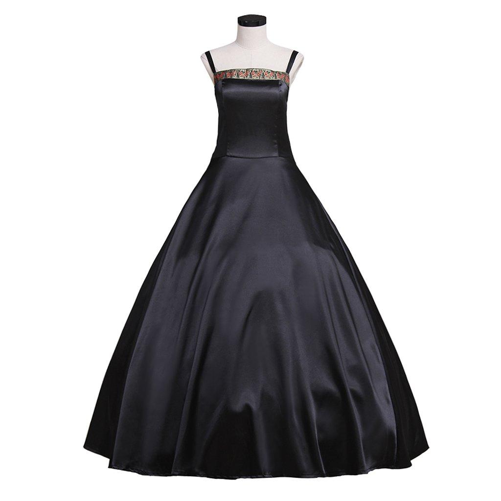 CosplayDiy Women's Deluxe Hooded Collar Victorian Dress Costume XXL by CosplayDiy (Image #5)