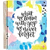 "bloom daily planners Undated Academic Year Teacher Planner & Calendar - Lesson Plan Organizer Book (9"" x 11"") - Learn with Joy"