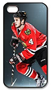 NHL Chicago Blackhawks #4 Niklas Hjalmarsson Customizable For Samsung Galaxy S6 Case Cover by LZHCASE