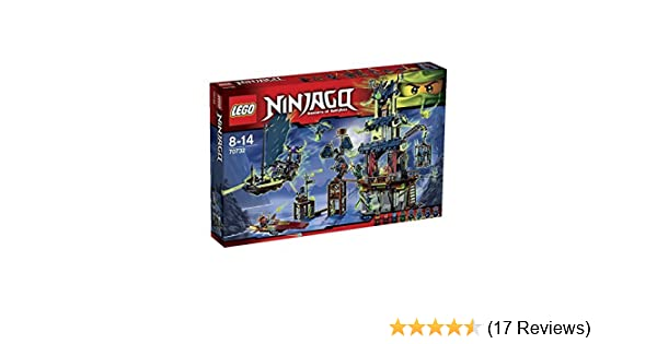LEGO Ninjago 70732 City of Stiix - Masters of Spinjitzu 2015
