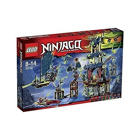 LEGO Ninjago Ciudad de Stiix - Juegos de construcción ...