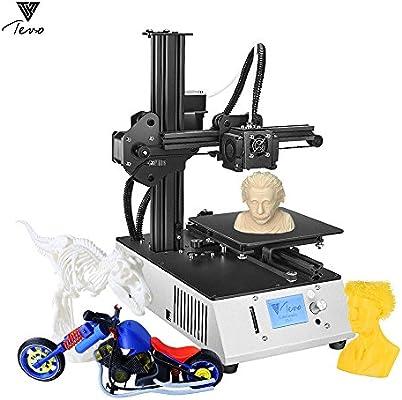 TEVO Michelangelo Desktop Completamente Ensamblado Impresora 3D ...