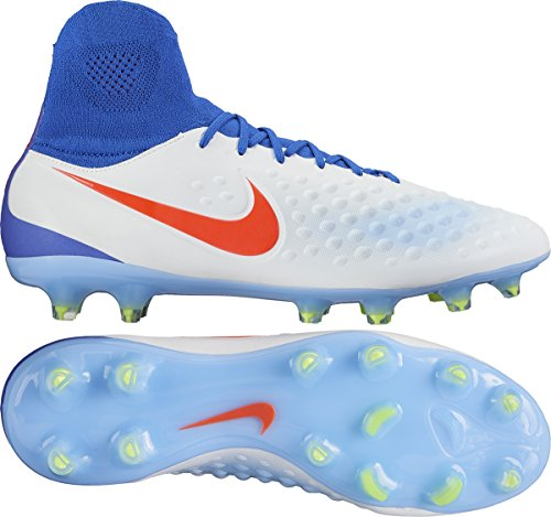 Nike Magista Orden II FG Soccer Wmns Sz 8.5 New 844223-164 Pure Platinum Blue by NIKE