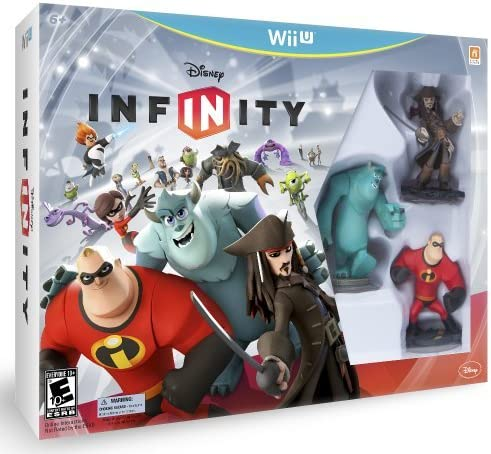 DISNEY INFINITY Starter Pack Wii U by Disney Interactive Studios ...