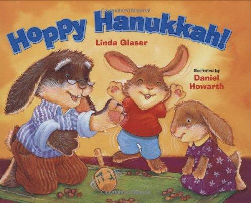 Hoppy Hanukkah! by Albert Whitman & Company