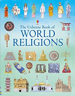 The Kids Book Of World Religions Amazoncouk Jennifer Glossop - World religions for kids