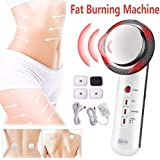 Fat Burning Machine 3 in 1 Multifunctional EMS Infrared Massager Fat Remover Weight Loss Machine Sonic Sliming Fat…