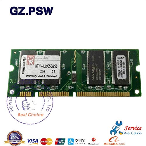Printer Parts Original New Printer Memory 64MB 128MB 256MB for HP2410 HP2420 HP2430 HP4250 HP5200 HP9050 HP9040 HP4350 M9040MFP M9050MFP Serie - (Color: 256MB Memory) by Yoton (Image #3)