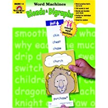 Blends & Diagraphs Word Machines: Grade 1-3