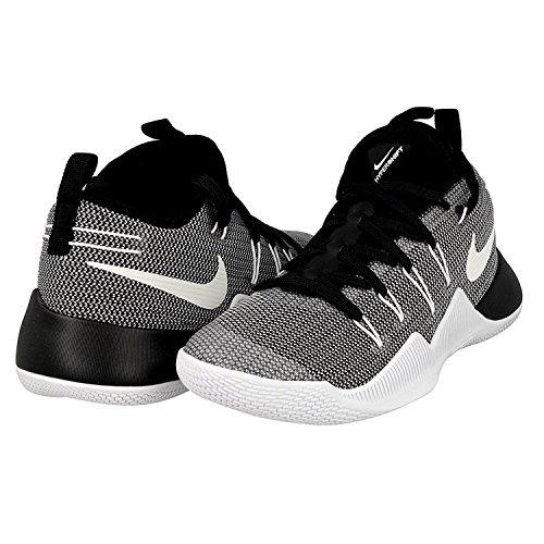 Nwb Nike Mens Ipershift Tb Scarpe Da Basket 844387-010 Black Sz 8.5 (1r5)