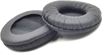 2 pairs of 45mm Ear pads earpad cover pad cushion replacement for headphones