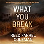 What You Break | Reed Farrel Coleman