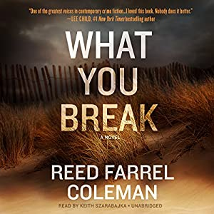 What You Break Audiobook